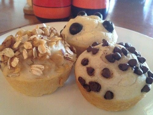 Pancake muffins for brunch