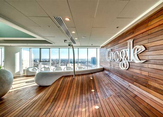 Google Tel Aviv by Camenzind Evolution (Images)