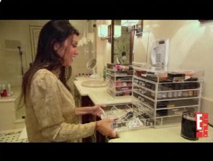 OMG So Jealous Of Kim Kardashians Makeup Storage Drawer Thingies!: Girls in the Beauty Department