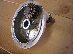 KitchenAid Mixer Repair INSTRUCTIONS  Replacing worm gear