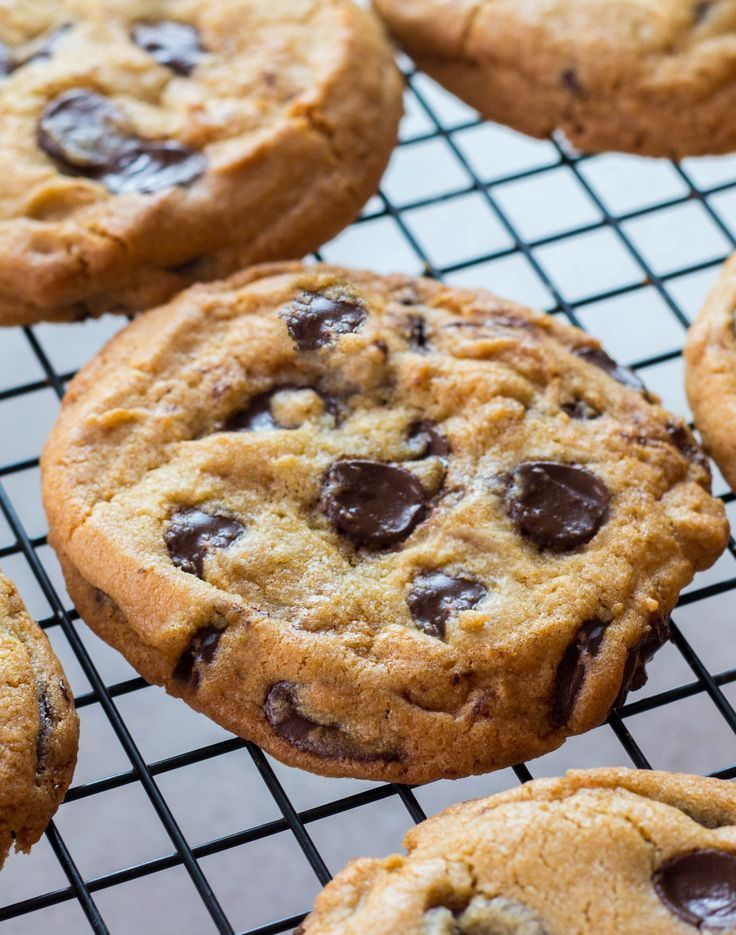The Best Homemade Chocolate Chip Cookies Recipe