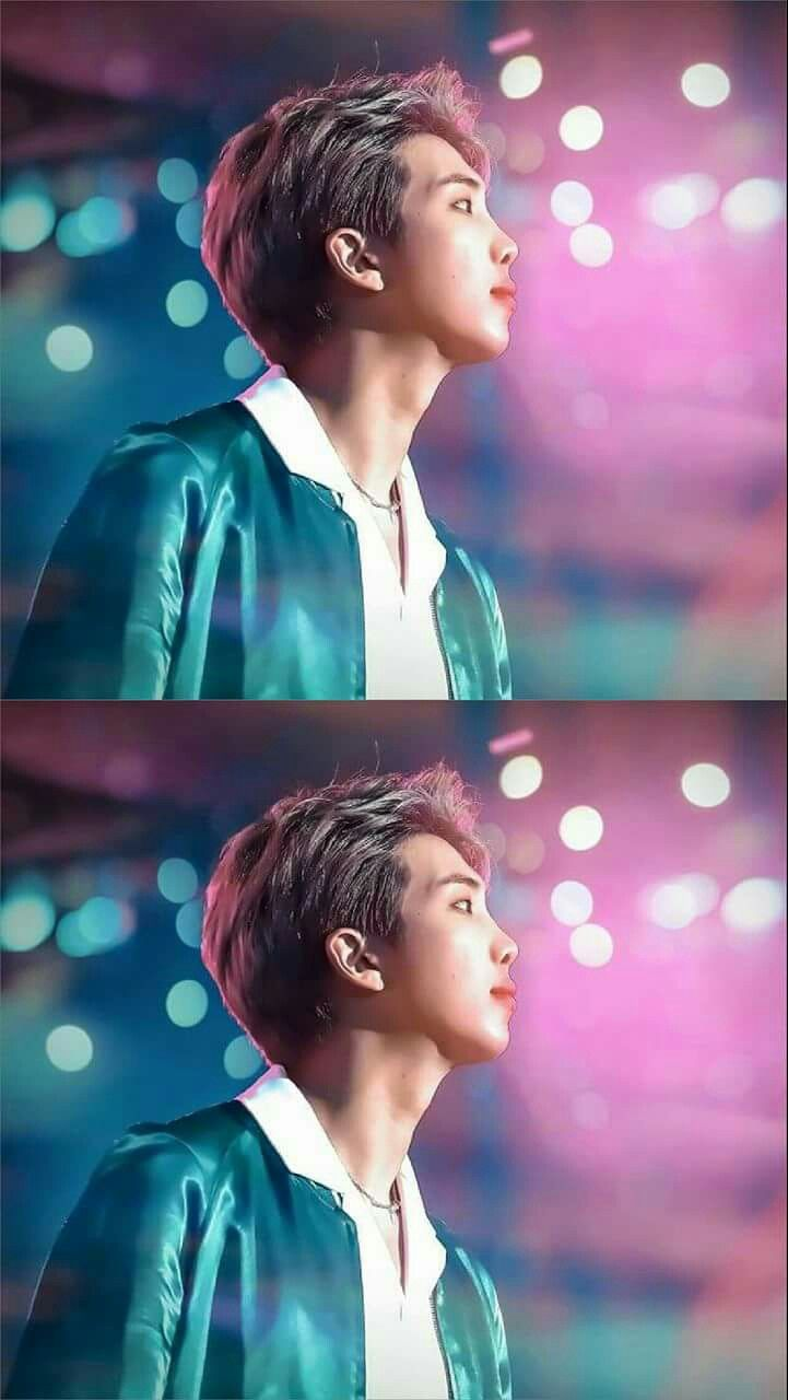 HOLY YES!!! Forget those ANTIs that say Namjoon is ugly...HUNNY WHERE?!?! Have you ever seen such beauty?!?!!