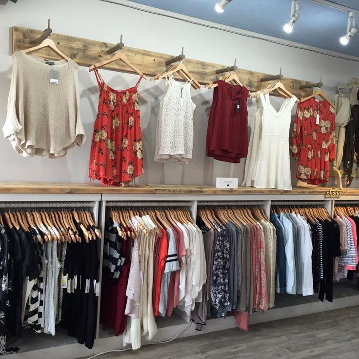 Smithers clothing stores