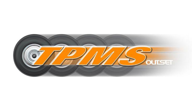 TPMS Outset - New branding #marchio #logo #brand #camion #sicurezza #pneumatici