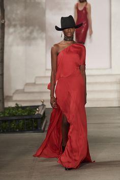 Ralph Lauren   Ready-to-Wear Spring 2017   Look 35