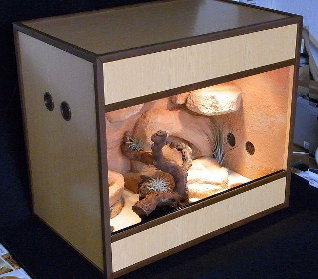 die besten 25 reptilien terrarium ideen auf pinterest cham leon terrarium leguan k fig und. Black Bedroom Furniture Sets. Home Design Ideas