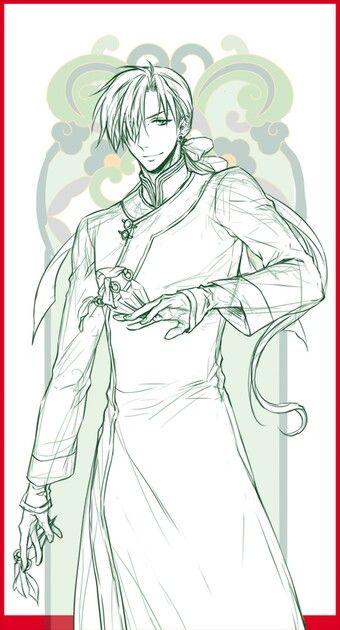 Akatsuki no Yona (Yona of the Dawn)