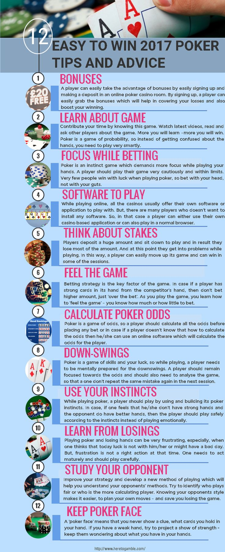 List of Card Games - How to Play Casino Card Games