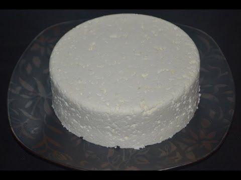 Queso Mozzarella casero - How to make mozzarella cheese at home - YouTube