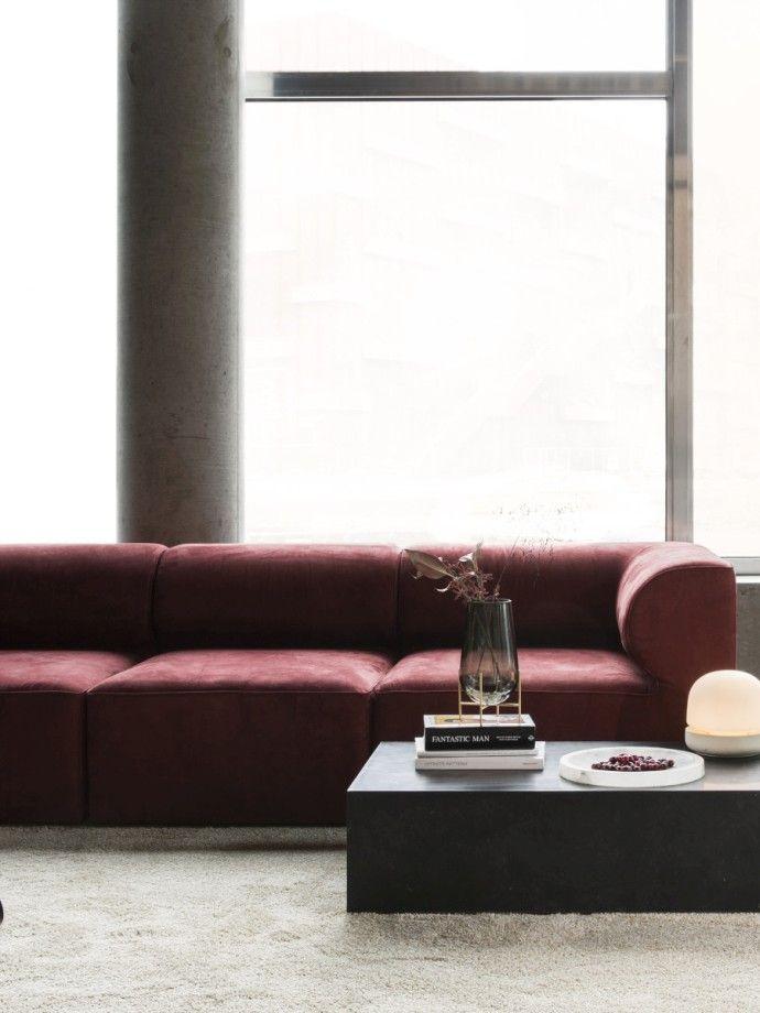 Menu Eave Modular Sofa By Norm Architects Official U S Menu Store Menudesignshop Com Modular Sofa Vintage Sofa Sofa Shop