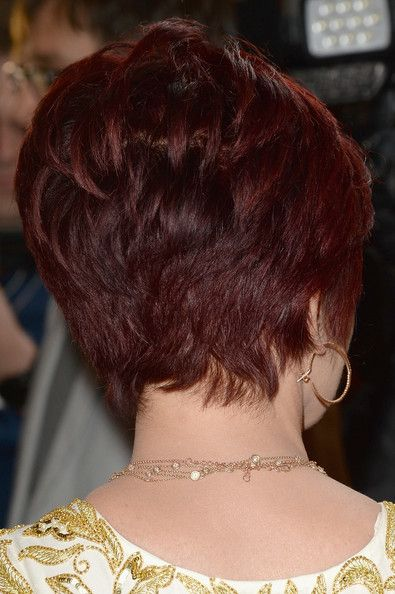 "Sharon Osbourne Sharon Osbourne (hair detail) attends the 20th Annual Race To Erase MS Gala ""Love To Erase MS"" at the Hyatt Regency Century ..."