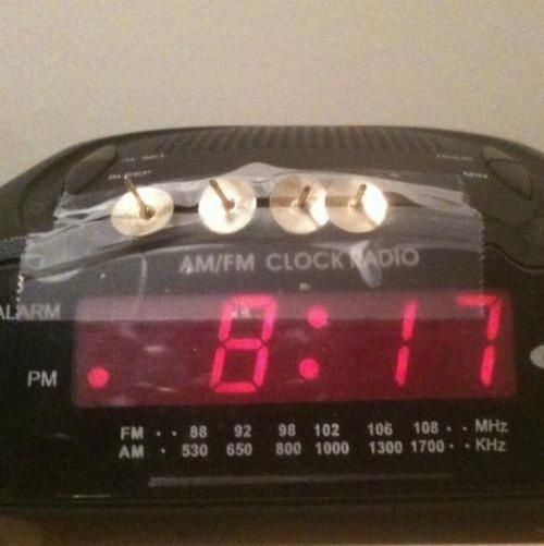 This person who will never be late! (28 People Who Totally Fixed Everything)