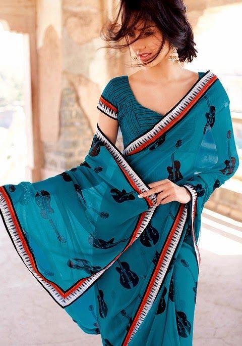Laxmipati – Indian On the internet Retailer Launched KABIREE Designer Sarees 2014 – She9   Adjust the Life Style - FASHIONPAB #Laxmipati #Sarees