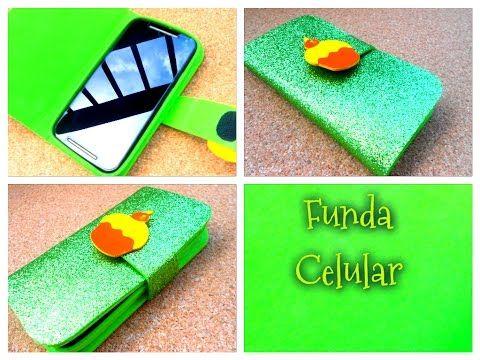 Cómo hacer una funda para celular/movil fácil y rapido. Link download: http://www.getlinkyoutube.com/watch?v=s_zmD0RLeLU