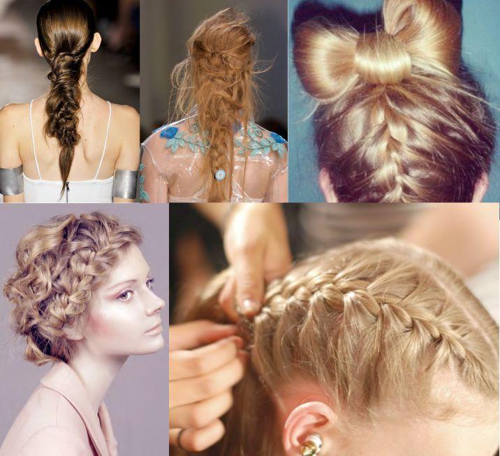 Equipe Vittorio - News aprile 2014 - capelli raccolti acconciature in primavera - parrucchieri - make up - fashion - bologna - sanlazzaro