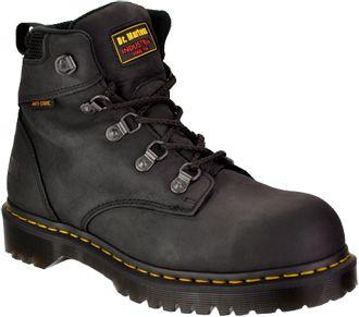 "Women's Dr Martens 5"" Steel Toe Work Boot R13734001"