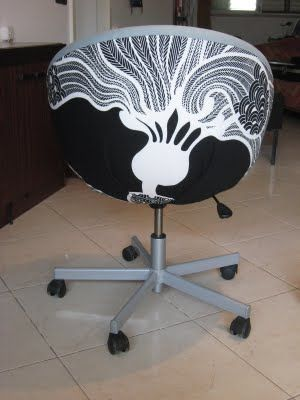 Best 10 Office chair makeover ideas on Pinterest Office chair