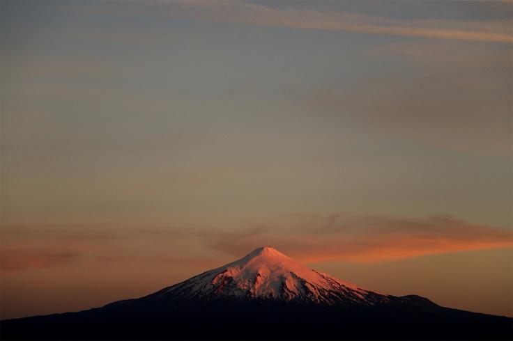 Villarrica Volcano – Pucon, Chile
