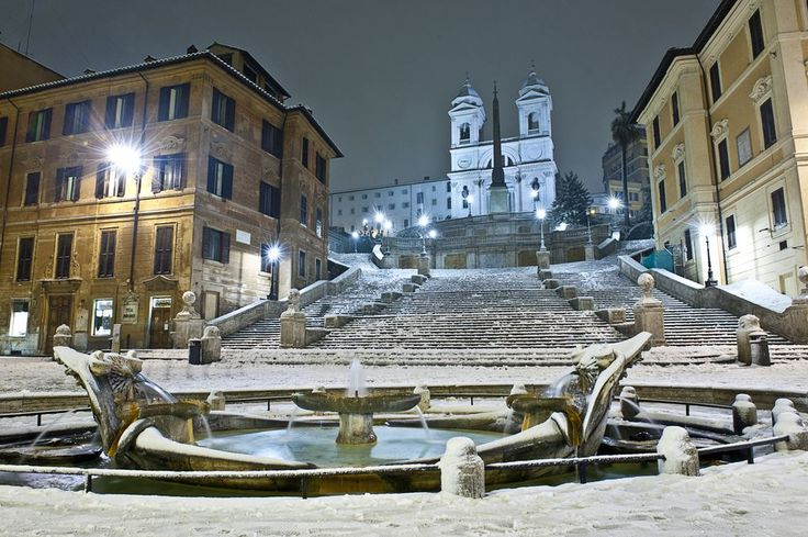 Winter in Italy? Yes!