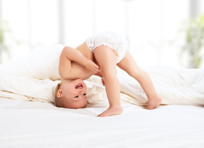Ce sa faci in cazul insomniei la copii mici