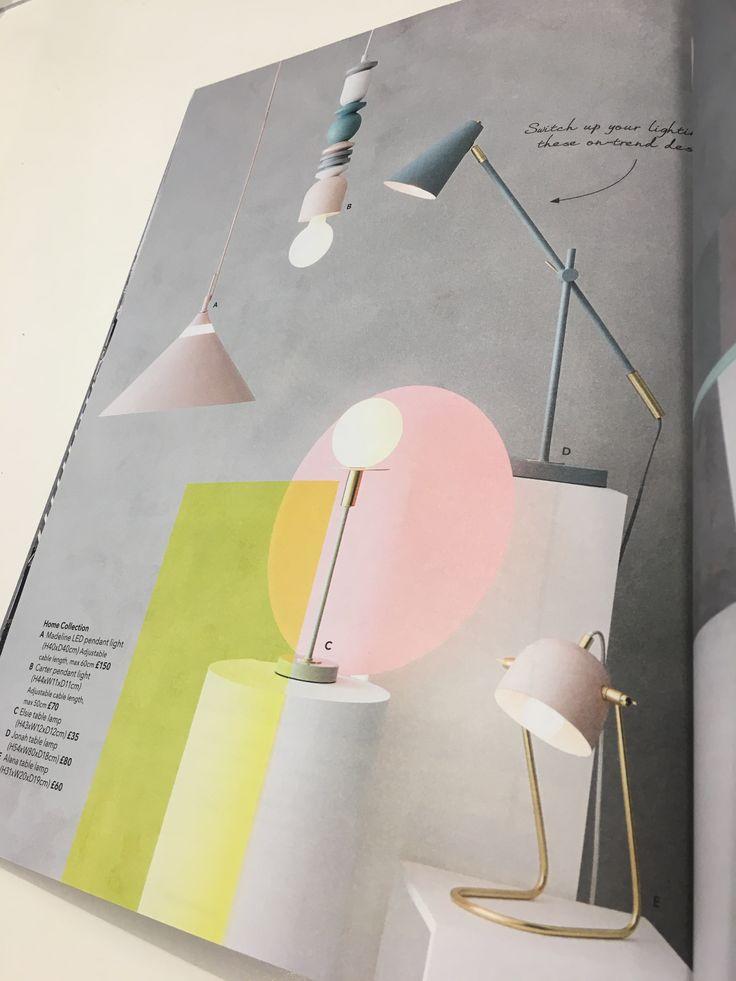 New Debenhams lighting trend!   #Carter #Lighting #LightingDesign #debenhams #Interiors #DebenhamsHome #debenhamslighting #ceilinglights #candyfloss #Cosmopolitan #interiordesign #pendant #lightingdecor #pendantlight #lightingideas #homeaccessories #cosmo #cosmopolitan #interiorbloggers #springsummer2018 #ss18