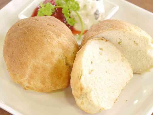 発酵不要!30分で 豆腐 パン