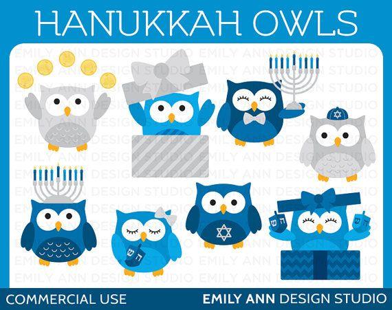 17 Best images about Clipart: December: Hanukkah on Pinterest ...
