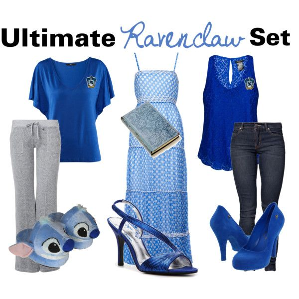17 Best Images About Ravenclaw Clothes On Pinterest