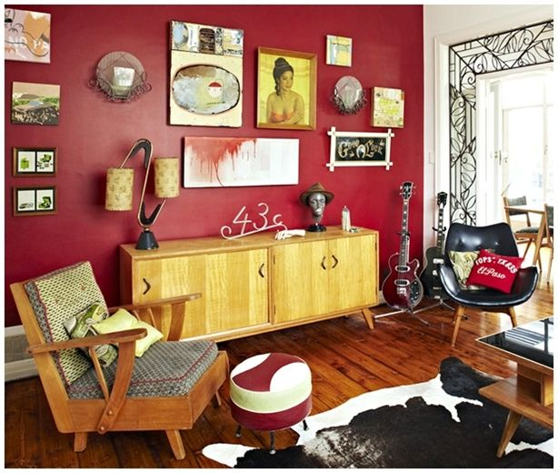Decoracao De Sala Retro ~ vintage home decor vintage homes furniture vintage vintage ideas