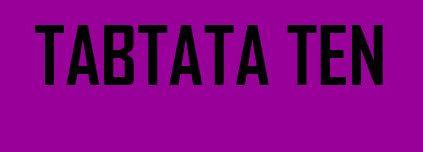 The Tabtata Ten