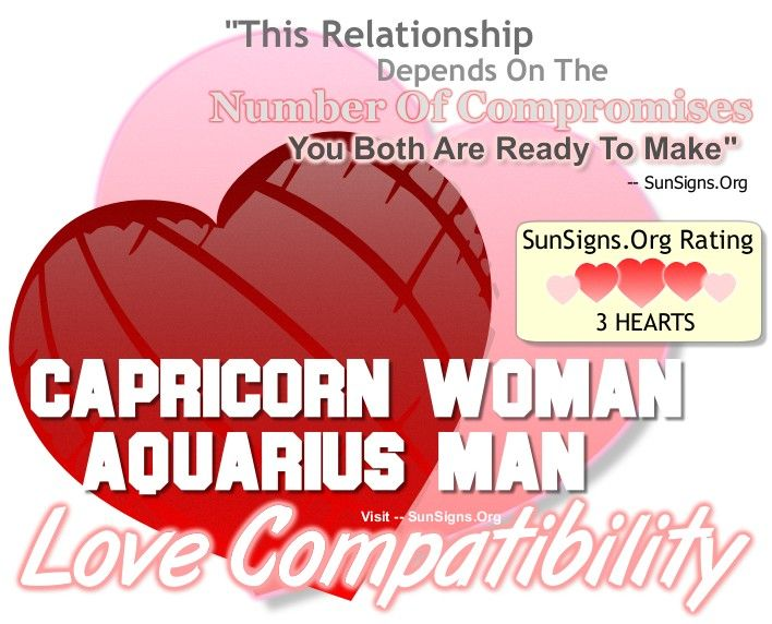 aquarius perfect love match The relationship of a sagittarius & an aquarius is likely to have good compatibility read about aquarius-sagittarius love match.