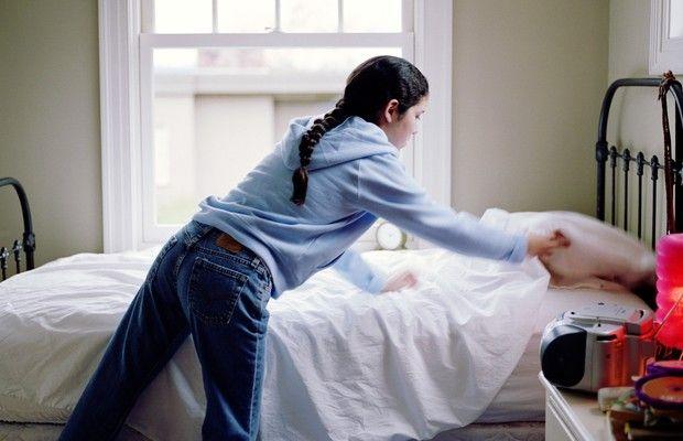 Sua mãe estava errada (Foto: Thinkstock) http://epocanegocios.globo.com/Informacao/Visao/noticia/2015/09/por-que-voce-nunca-deveria-arrumar-sua-cama.html