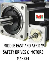 The Middle East & Africa safety drives & motors market is expected to increase to USD 0.32 billion by 2021, growing at a CAGR of 6.38% over the period 2016 - 2021.