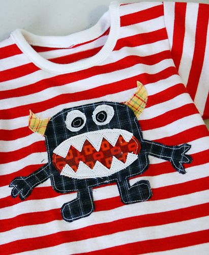 LOVE!!  Shirt for kids - via kimberlypetersen.typepad.com