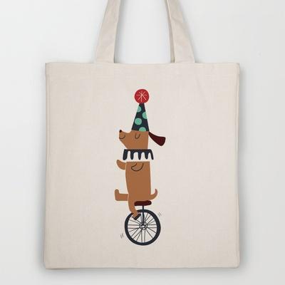 Foldaway Tote - Big Pimpin Santa by VIDA VIDA 3muTC