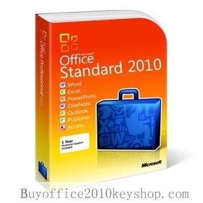 http://www.buyoffice2010keyshop.com/cheap-office-standard-2010-32-bit-cd-key.html  Authentic Office Standard 2010 32 Bit License Key