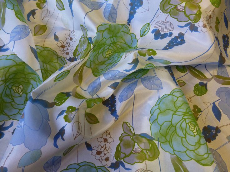 Caskayde - Silk Prints - Silks - Fabrics | Sherwoods Fabrics