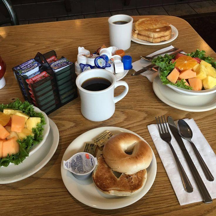 Breakfast in San Diego