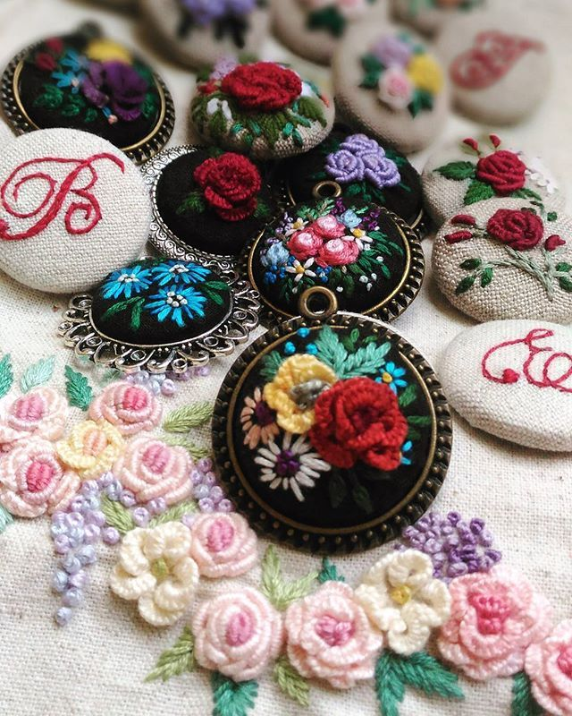 #broderie#ricamo#embroidery#bordado#handembroidery#needlework
