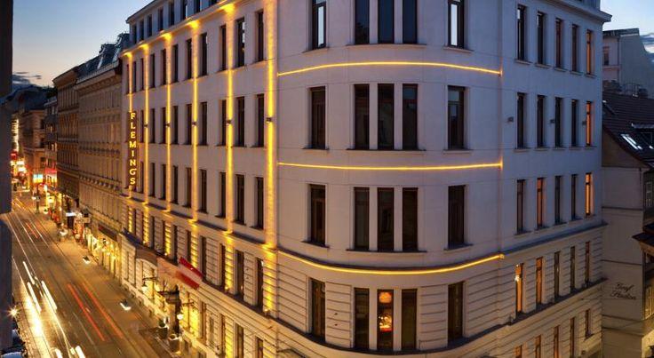 Fleming's Deluxe Hotel Wien-City , Viyana, Avusturya
