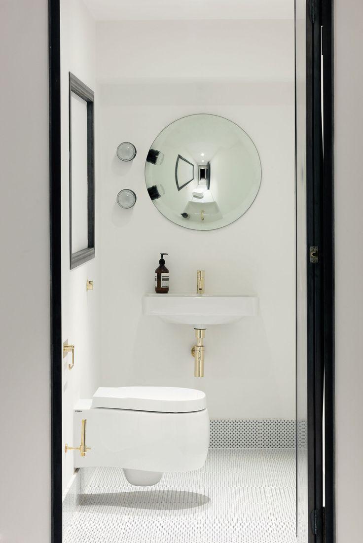 5m2 bad ideen  best bathroom images on pinterest  bathroom half bathrooms and