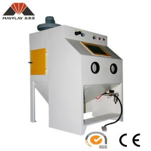#SandBlastingMachine   Mayflay Drying Sand Blasting Machine, Model: Ms-9090 on Made-in-China.com