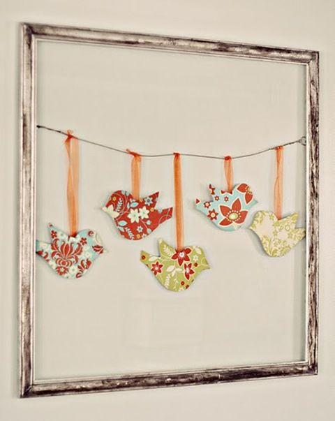 birds in frame