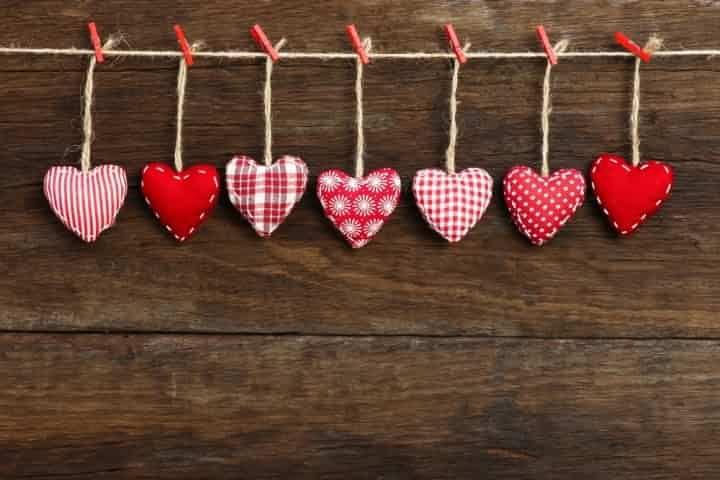 Ideas para decorar casamientos con corazones. ¡Romanticismo puro!