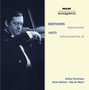 Beethoven/Viotti: Violin Concerto CD  Arthur Grumiaux