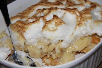 Southern Soul Mates: Homemade Southern Banana Pudding