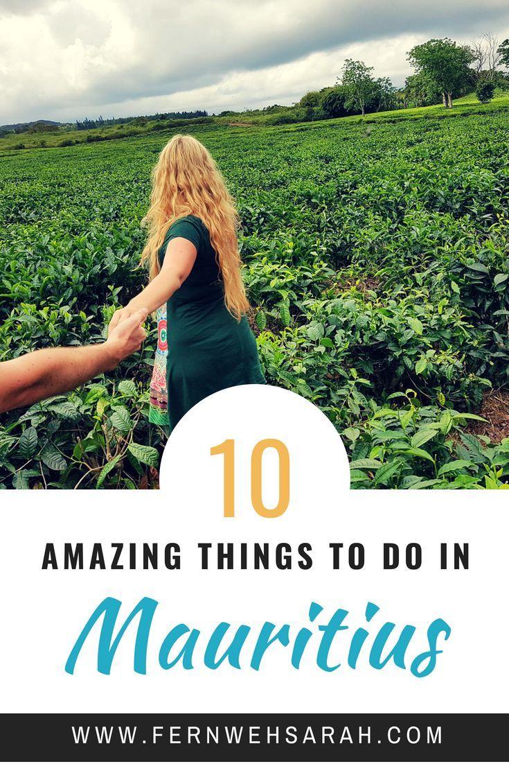 10 tolle Dinge, die man auf Mauritius unternehmen …