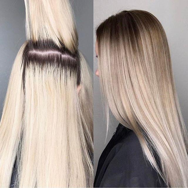 504 best bleach blonde hair wdark roots 4 images on