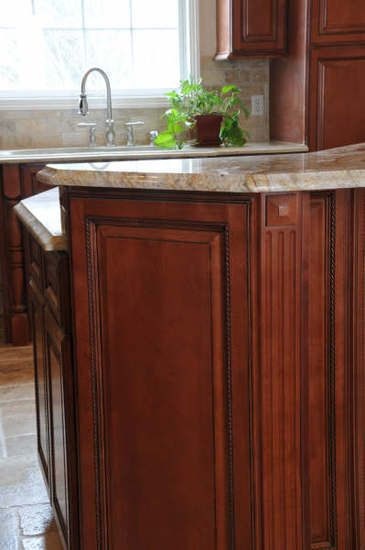 Buy Sienna Rope RTA (Ready to Assemble) Kitchen Cabinets Online