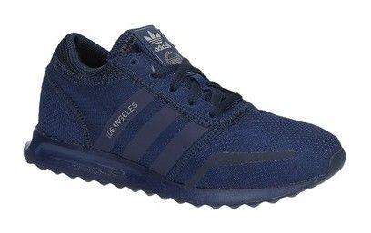 Adidas LOS ANGELES blauwe lage sneakers